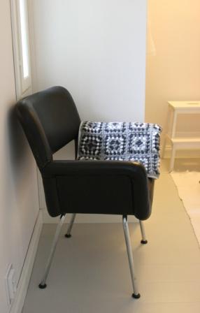 Kukkapuron nojatuoli
