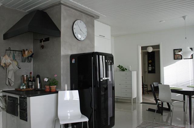 Smeg ja uusi keittiö