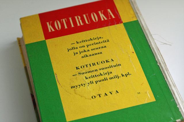 Kotiruoka 1965