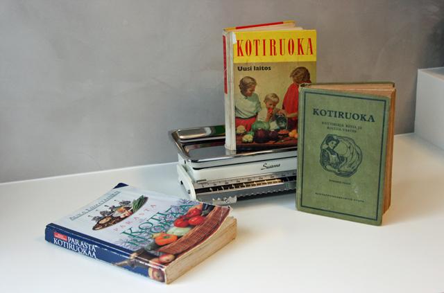 Kotiruokaa 1925 -1995