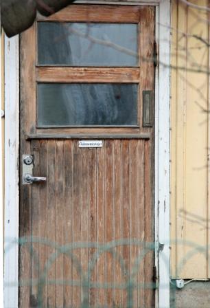 Vanha ovi