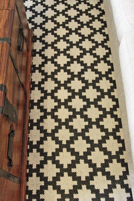 Puhdistettu matto