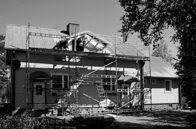 Katto ja kaavelit 2012
