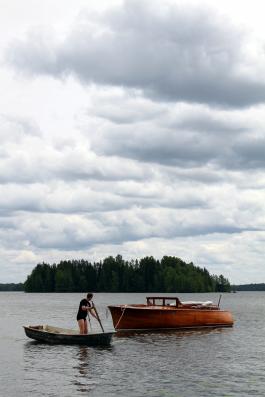 Venettä kiinni