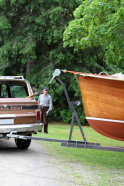 Vene jeepin perään
